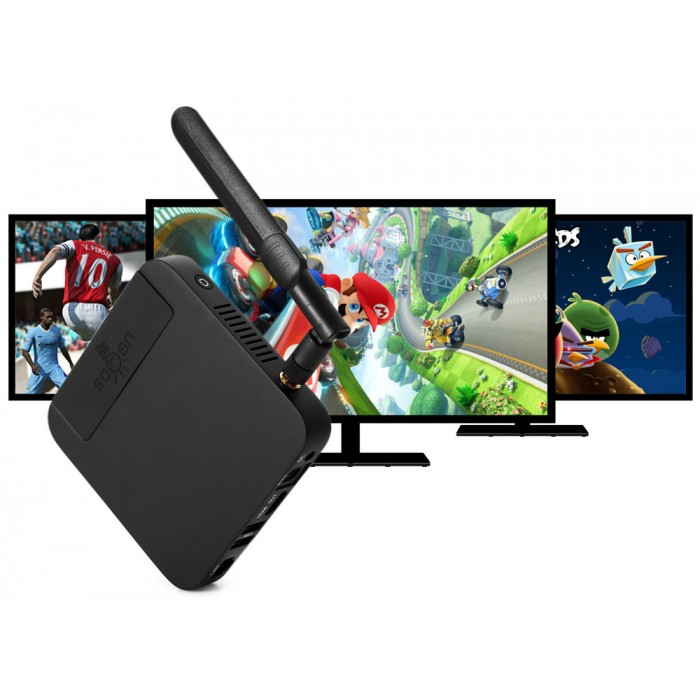 Ugoos Android TV BOX UT3S 32GB 4k Internet Streaming UHD