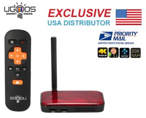 Ugoos USA TV BOX UM3